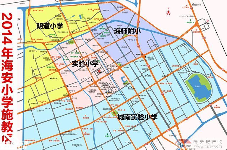 秦皇岛市宁海大道地图